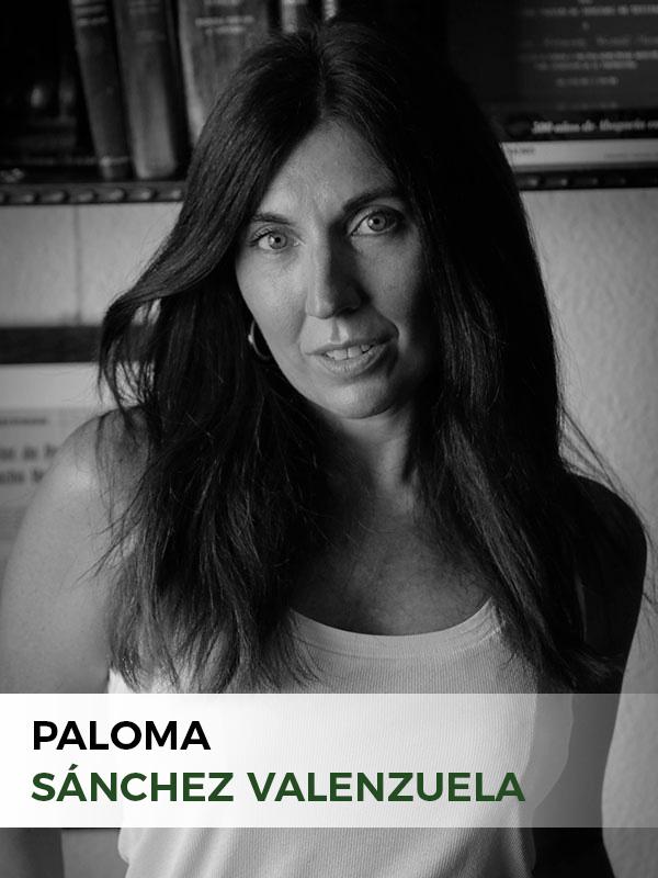 Paloma Sánchez Valenzuela