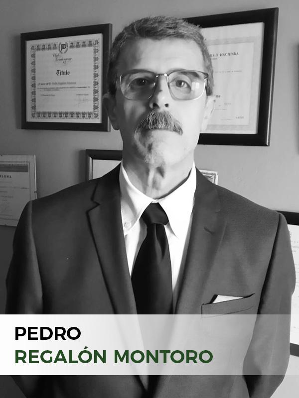 Pedro Regalón Montoro