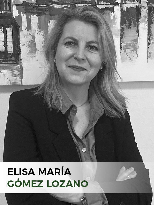Elisa Mª Gómez Lozano