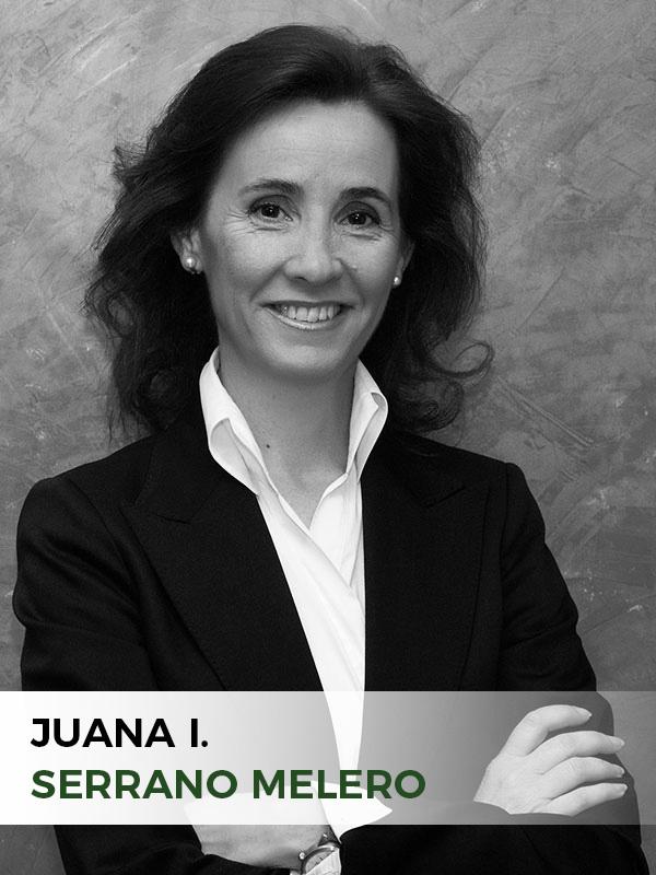 Juana I. Serrano Melero