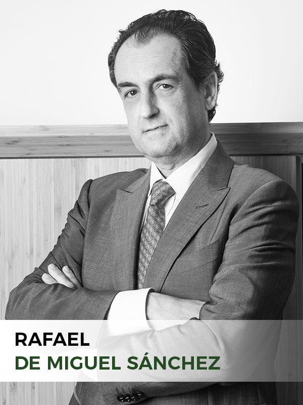 Rafael De Miguel Sánchez