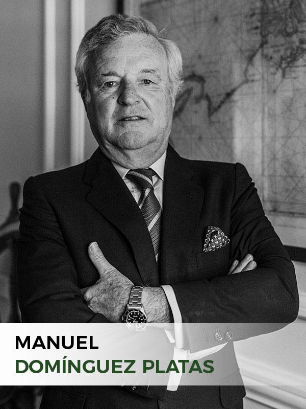Manuel Domínguez Platas